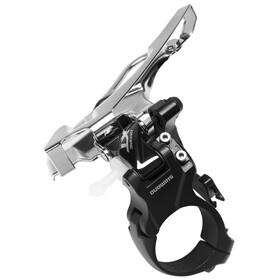 Shimano Deore XT Trekking FD-T8000 Umwerfer Schelle hoch 3x10 Down Swing Schwarz